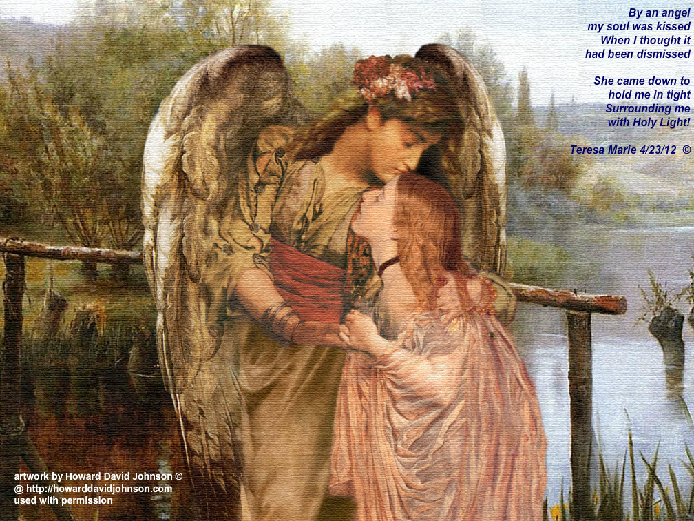 Howard david johnson what about god - Free fairy wallpaper and screensavers ...